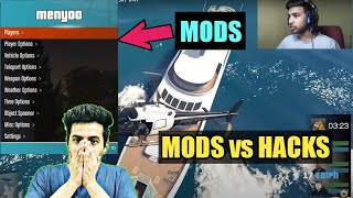 TECHNO GAMERZ USED MOD ON THIS GTA 5 VIDEO !!! 😱(EVERYTHING EXPLAINED) | PART 2