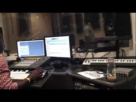 MG Productions: DJ Ed in the Studio with HammerTwist and DaveMix