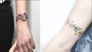 Wrist Bracelet Tattoo 100+