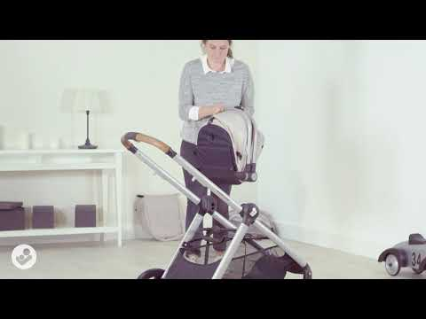 Maxi-Cosi Zelia Stroller Video - How to assemble?