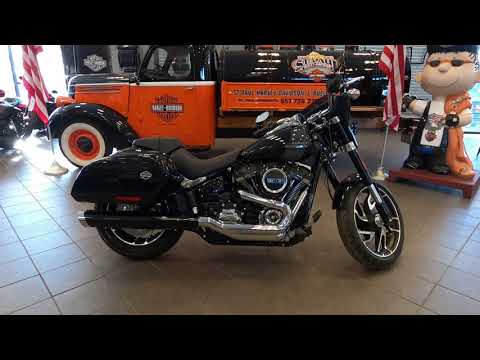 2021 Harley-Davidson® Sport Glide® FLSB