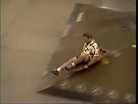 Axis Skatepark contest - 1999