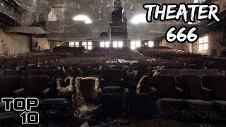 Top 10 Scary Theatres That Are The Most Haunted