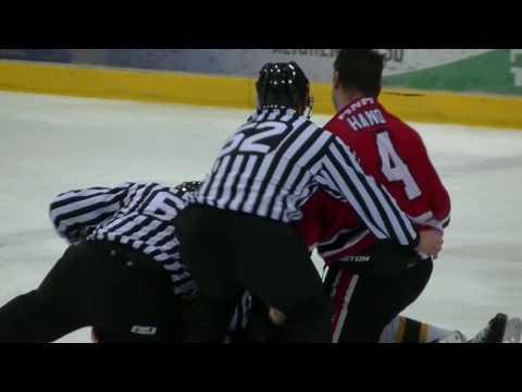 Ryan Hand vs. Mykel-Joey Levesque