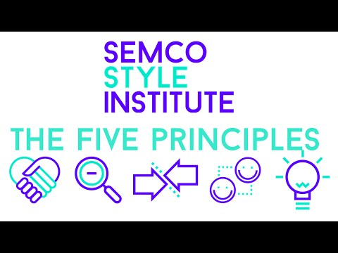 Semco Style Principles in English