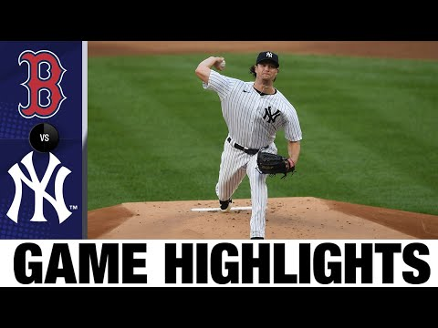 Gleyber Torres goes 4-for-4 in 10-3 win | Red Sox-Yankees Game Highlights 8/14/20