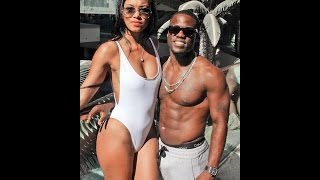 Kevin Hart's new wife Eniko Parrish