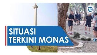 Monas Kembali Dibuka, Situasi Terkini Pascaledakan Granat Asap yang Lukai Parah Satu Anggota TNI