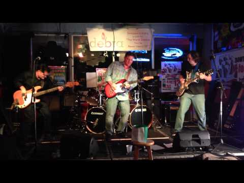 "THE SENSES - ""Anyway""- 1/25/14"" @Cure For Cole 2"