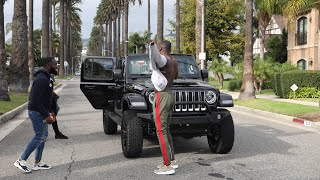 Denis Buys His Dream Car: 2018 Jeep Wrangler