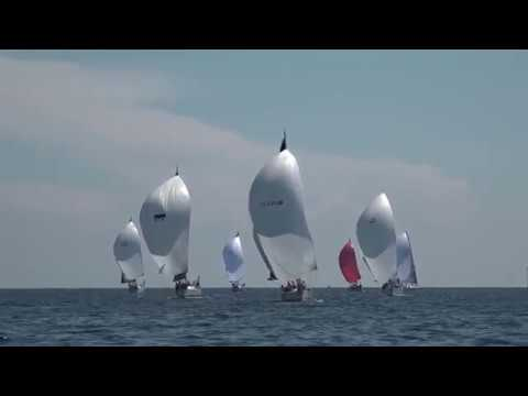 Trofeo DHL: due prove con vento leggero nella seconda giornata ischitana