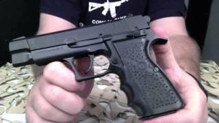 Century Arms Imported Arcus 96DAC 9mm Semi-Auto Pistol Overview - Texas Gun Blog
