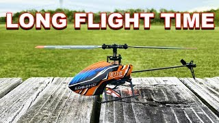 CHEAP & EASY TO FLY RC Helicopter w/ LLLLOOOONNNGGGG Flight Time! - Eachine E119 - TheRcSaylors
