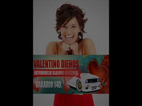 """""""Valentino dienos"""" slalomo varžybos!"""