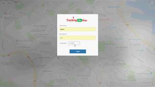 New Theme GPS Tracking Software Dashboard