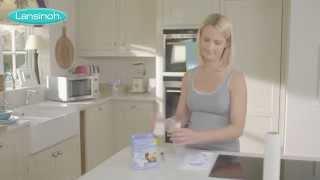 Lansinoh Milk Storage Bags - How to Use