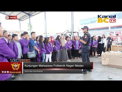 [Redaksi] Kunjungan Mahasiswa Politeknik Negeri Medan