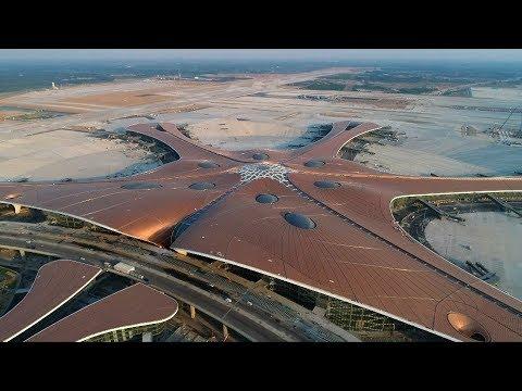 Aerodrom u Pekingu na čak 47 km2