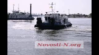 Как спикер ВР Украины на николаевский «Нибулон» приезжал (фоторепортаж)