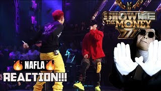 Show Me The Money777 [9회] 나플라 - ′SUNBBANG′ (Feat. 개코) @ 세미 파이널 | REACTION!!!