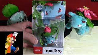 Ivysaur Amiibo Unboxing Early!