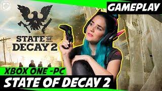 STATE OF DECAY 2 - ¿Cómo Sobrevivir? GAMEPLAY Exclusivo Pre-Lanzamiento