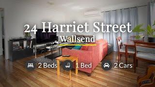 24 Harriet Street, Wallsend