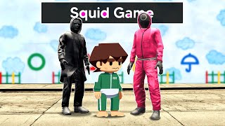Adopted In SQUID GAME In GTA 5!