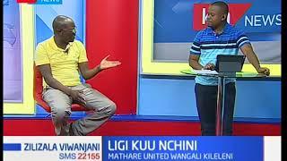 Klabu ya Mathare United ingali kileleni wa ligi kuu nchini-Zilizala Viwanjani