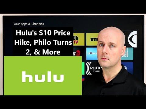 CCT - Hulu's $10 Price Hike, Philo Turns 2, & More