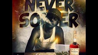 Popcaan - Never Sober (Full Song) June 2015