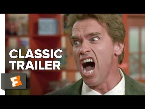 Video trailer för Kindergarten Cop (1990) Official Trailer - Arnold Schwarzenegger Movie HD
