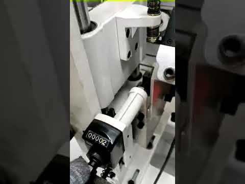 ECONOMIC Automatic Edge Banding Machine