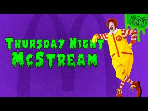 Thursday Night McStream