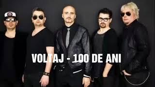 Voltaj   100 DE ANI | VERSURI   Lyric Video
