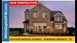 Builder spotlight: New construction homes in Farmers Branch by Ashton Woods Homes - Mercer Crossing