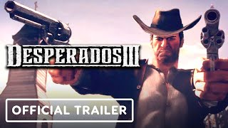 Видео Desperados III Digital Deluxe Edition