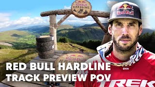 Gee Atherton Takes You Down The Hills Of Dyfi Valley In Wales, UK   Red Bull Hardline 2018