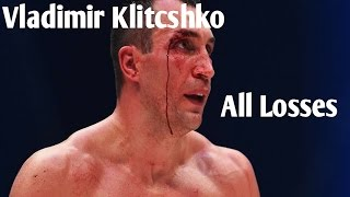 Vladimir Klitschko All Losses (Archy Show)