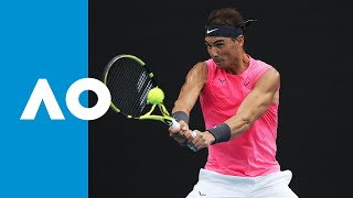 Rafael Nadal vs Nick Kyrgios - Match Highlights (R4) | Australian Open 2020