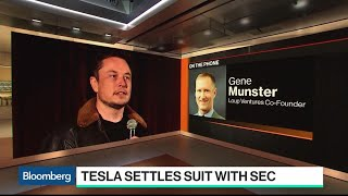 Why Tesla Bull Gene Munster Wants Al Gore to Replace Musk as Chairman