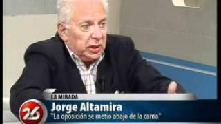 La Mirada RG  Jorge Altamira