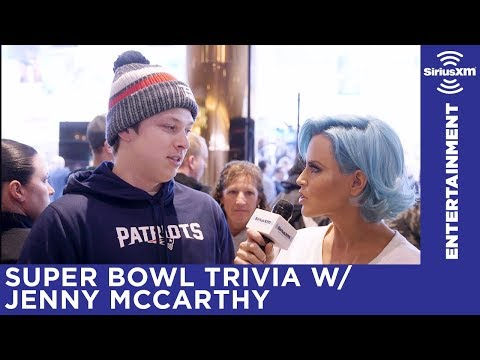 Jenny McCarthy: How much do football fans actually know about the Super Bowl?