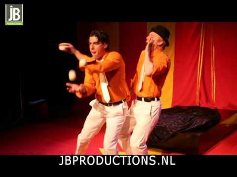 Circus Meerfout Kindervoorstelling | JB Productions