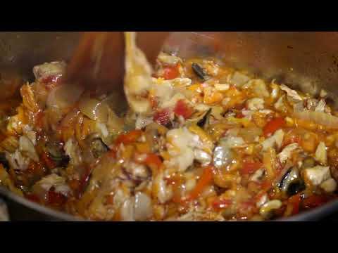 "Салат с грибами на зиму|Салат ""Калейдоскоп"" - безумно вкусная консервация!"