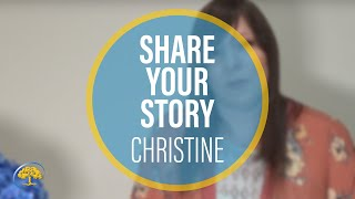 Share Your Story Christine