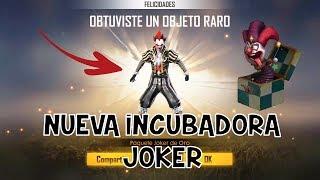 Consigo El Joker De Oro   Nueva Incubadora Colección Joker
