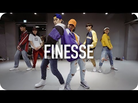 Finesse - Bruno Mars Ft. Cardi B / May J Lee X Austin Pak Choreography Mp3