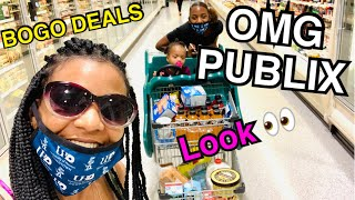 Publix Shopping/Couponing | Trying A New Store