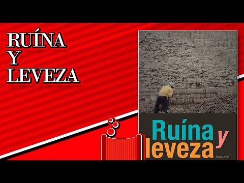 Literatorios #042 - Ruína y Leveza